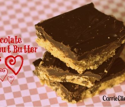 Cooking with Grammie: Chocolate Peanut Butter Bars