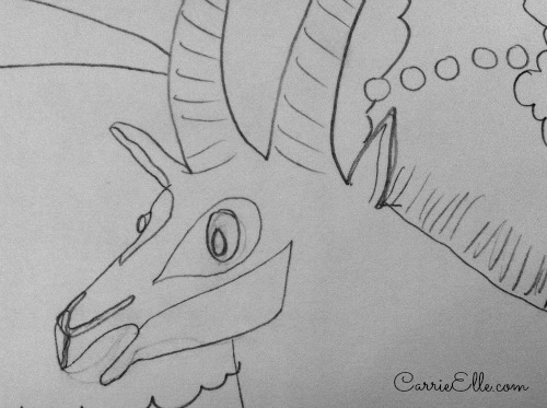 antelope drawing, greatest children's book ever