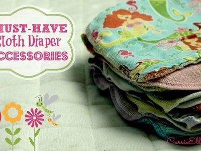 Must-Have Cloth Diaper Accessories