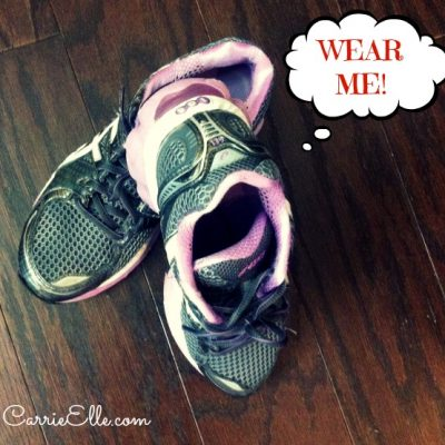 On Jogging, The Inability to Get Out of My Own Head, and the Next Step