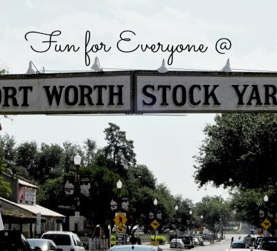 Free in Fort Worth: Visit the Stockyards
