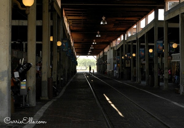 stockyards station at ft. worth