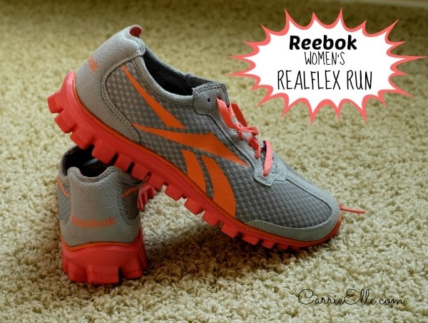 Reebok Women's REALFLEX Run shoe