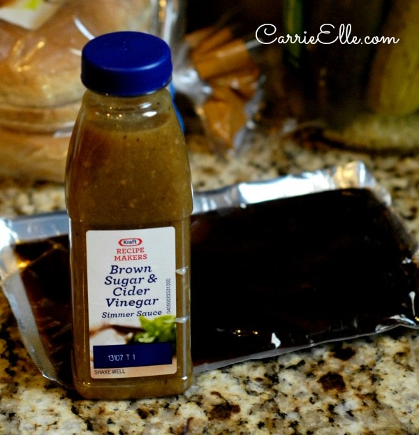Kraft Recipe Maker Contents