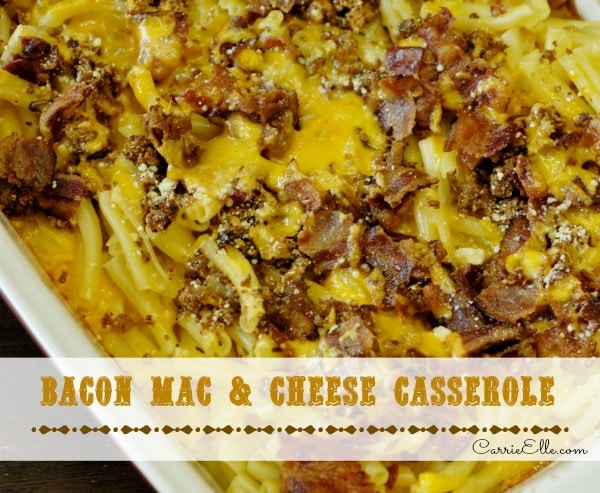 Chicken-Broccoli Mac and Cheese with Bacon - Dinners in 25 Minutes or ...