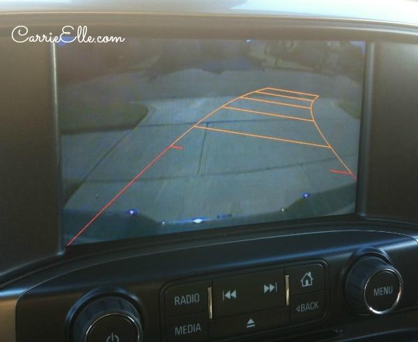 Chevy Silverado Back-up Camera
