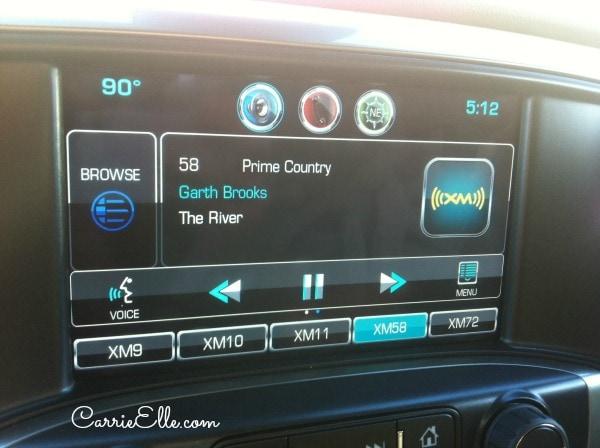 Chevy Silverado XM