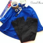 DIY Power Rangers Costume
