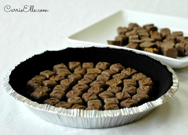 Milky Way Pie Recipe #shop