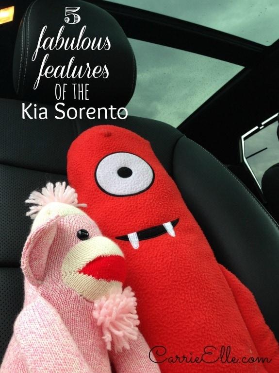 Kia Sorento Features