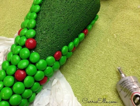 M&M Holiday Decoration Ideas #shop