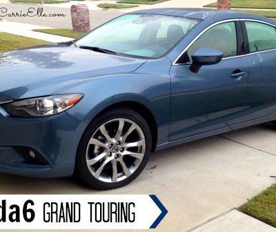 Mazda6 Grand Touring Sedan