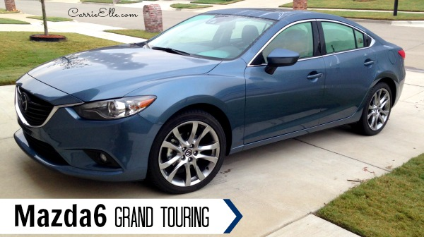 mazda6 grand touring makes me miss my sedan carrie elle. Black Bedroom Furniture Sets. Home Design Ideas
