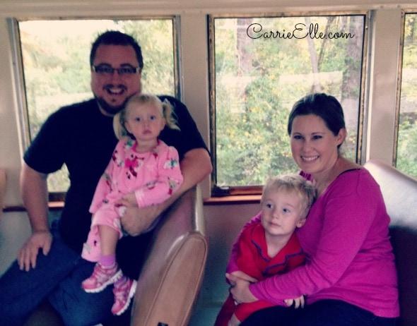 Polar Express Family