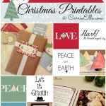 12 Days of Christmas Printables, Day 13: ALL the Printables!