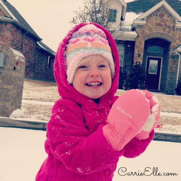 Little Snowbunny!