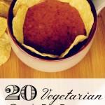 20 Vegetarian Crock Pot Recipes
