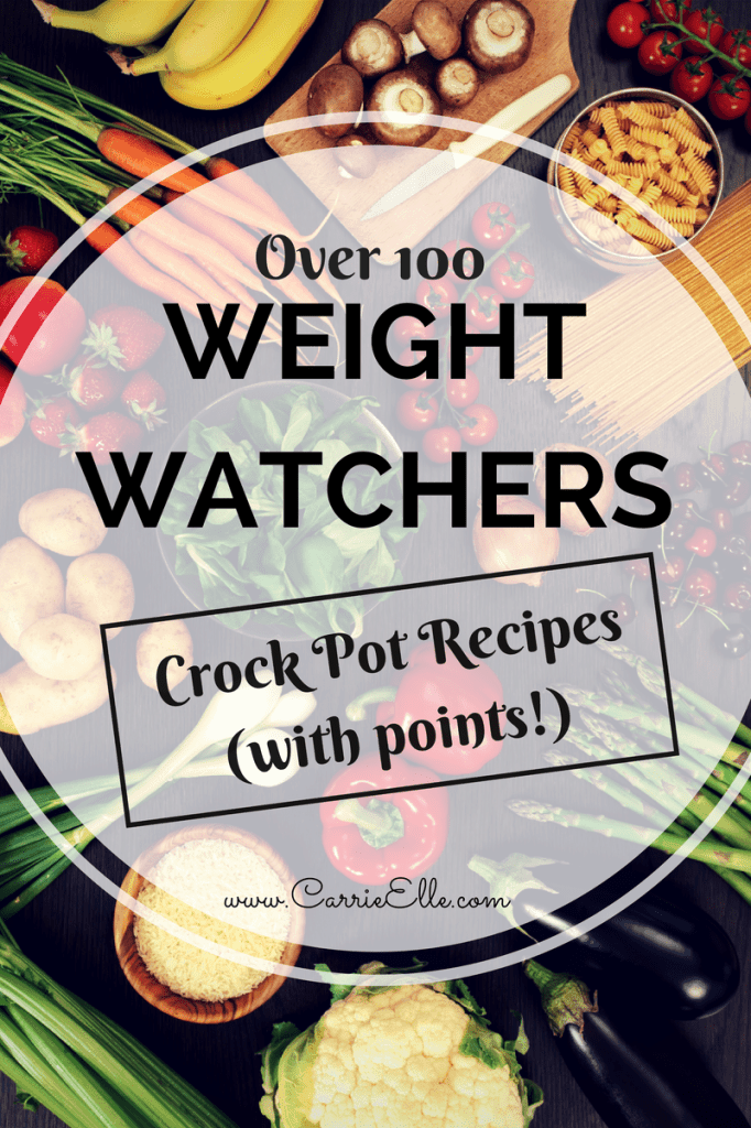 Weight Watchers Crock Pot Recipes