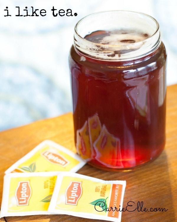 I Like Tea #BeMoreTea