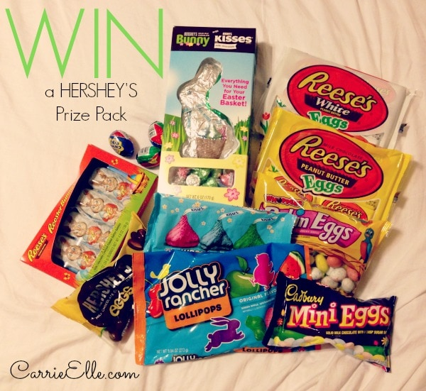 Win a HERSHEY'S Prize Pack!