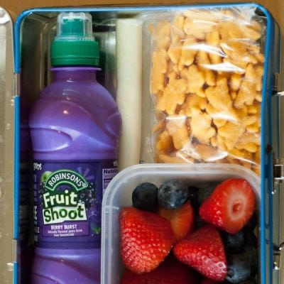 15 Nutritious & Easy Lunchbox Foods (for Non-Crafty Lunch Makers)