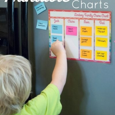 Easy-to-Use Printable Chore Chart