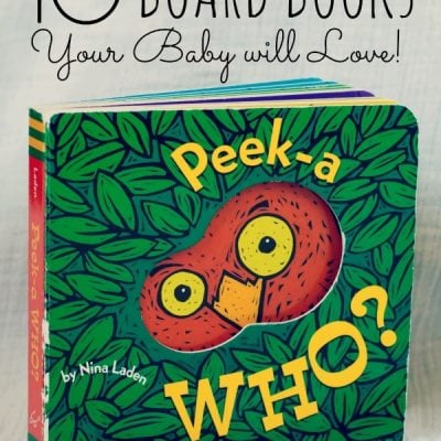 10 Board Books Your Baby Will Love