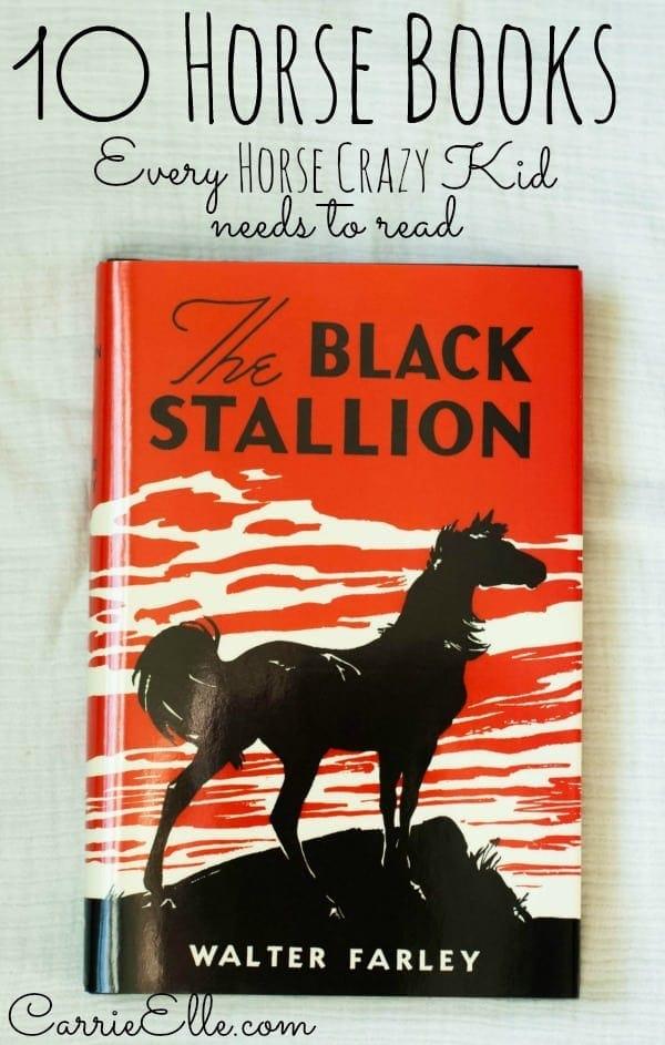 Horse Books for Kids