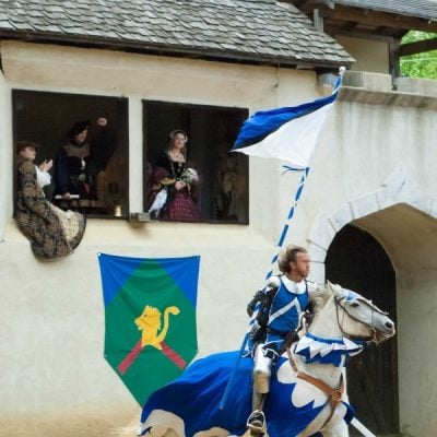 Fun for the Whole Family at Scarborough Renaissance Festival
