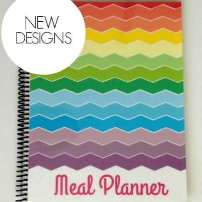 May Meal Planner Giveaway (New Designs!)
