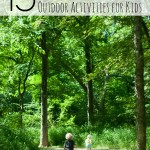 15 Fun and Free Outdoor Activities for Kids