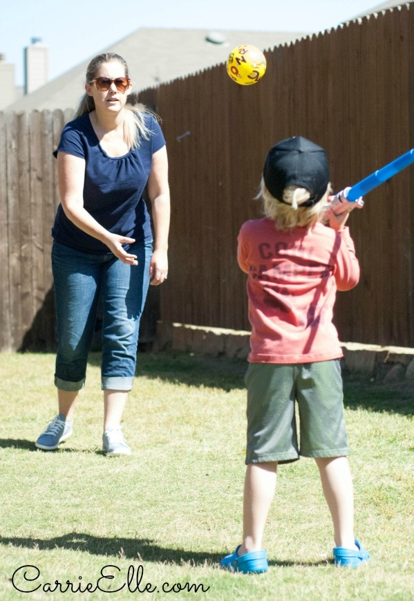Reebok and Light Saber Baseball