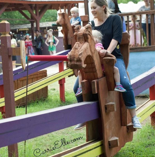 Rides at Scarborough Fair