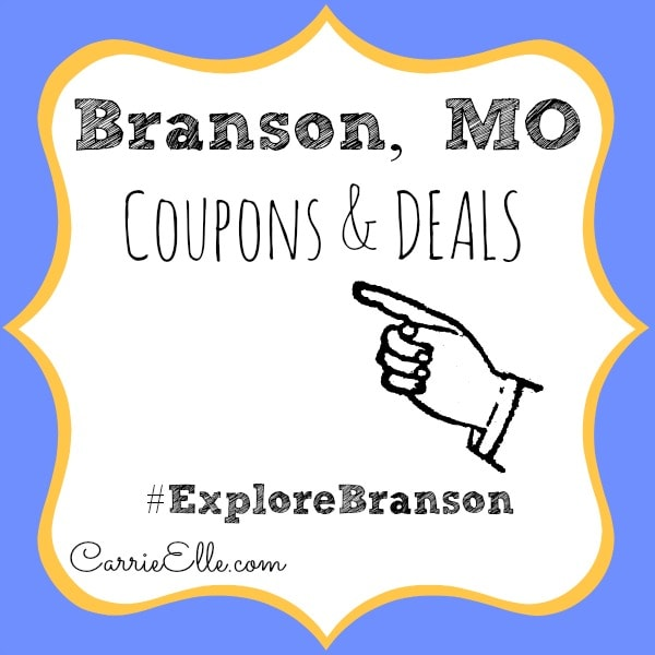 Branson discount coupons