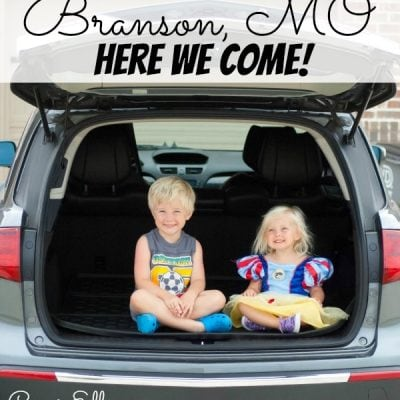 Road Trip! Get Ready to Explore Branson, MO