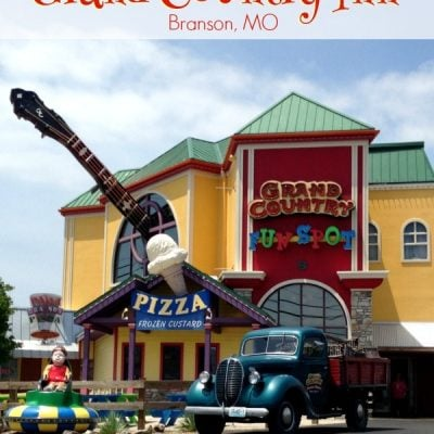 Grand Country Inn is Designed for Family Fun