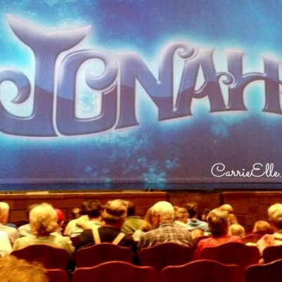 Jonah at Sight & Sound Theatres is Top-Notch!