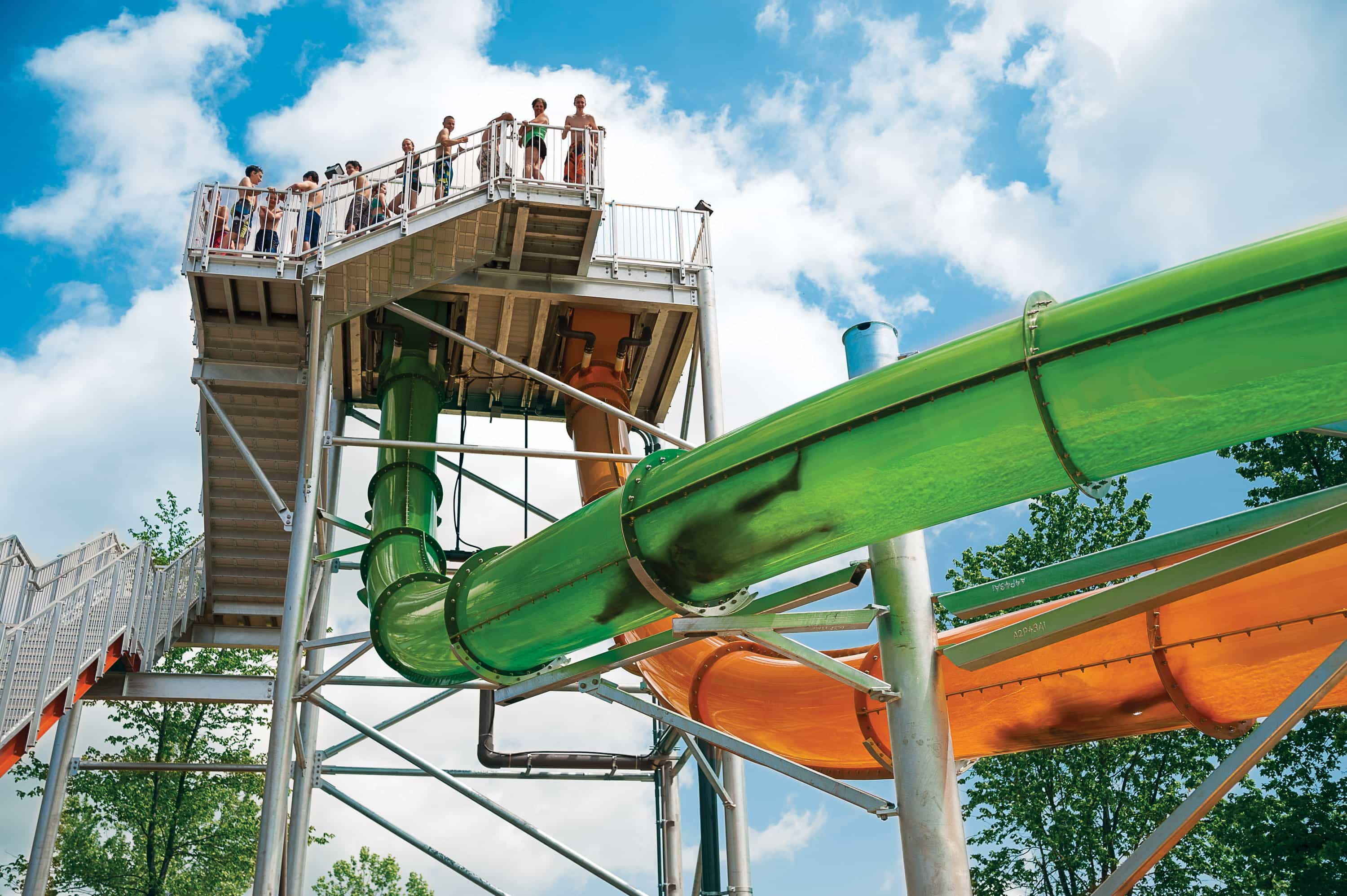 Fun For The Whole Family At White Water Branson