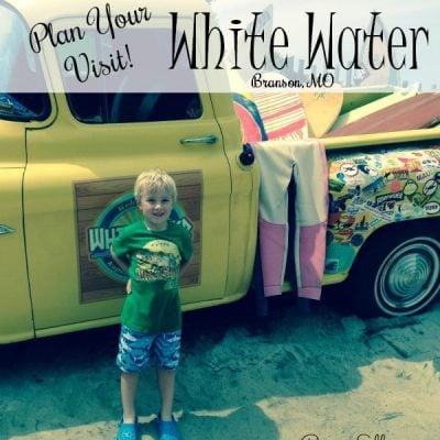Family Fun at White Water in Branson, MO