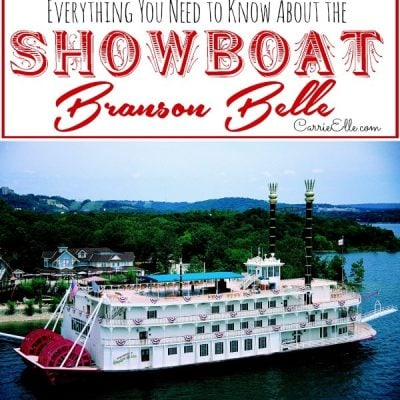 Kids AND Adults will Love the Showboat Branson Belle!