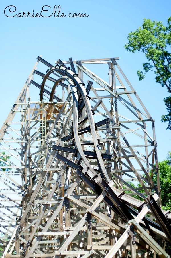 Silver Dollar City Outlaw Run