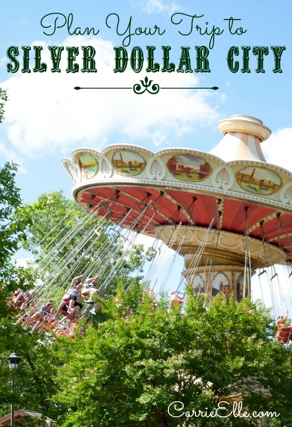 Visit Silver Dollar City