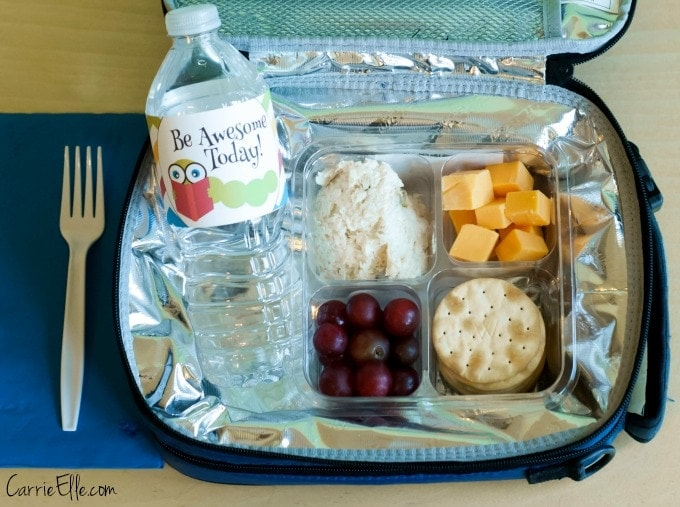 Grab-and-go Snack Pack from Market Street