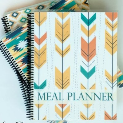 New Meal Planner Designs, and a Few Notes on Small Businesses in General