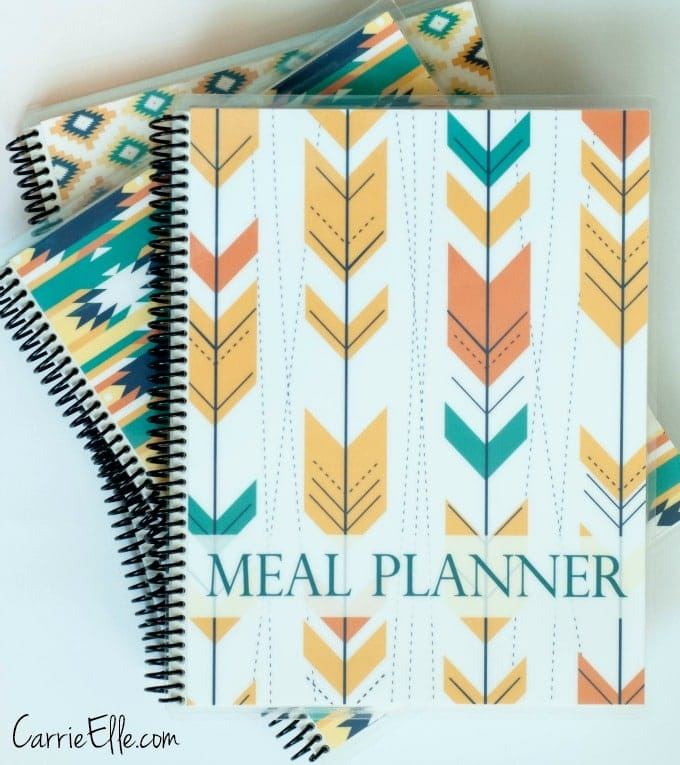 Southwest Meal Planner Designs
