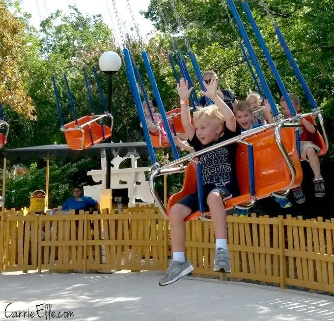 BoomTown Swings