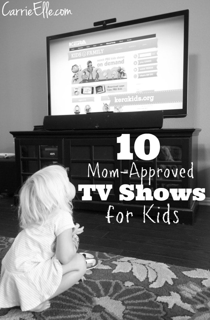 Mom-Approved TV Shows for Kids