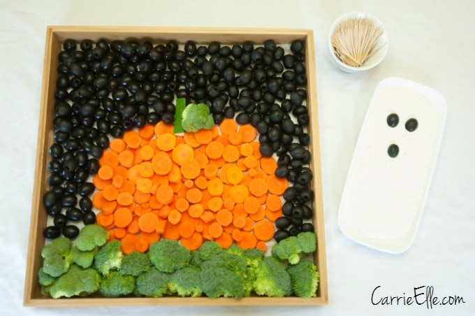 California Olives Veggie Tray