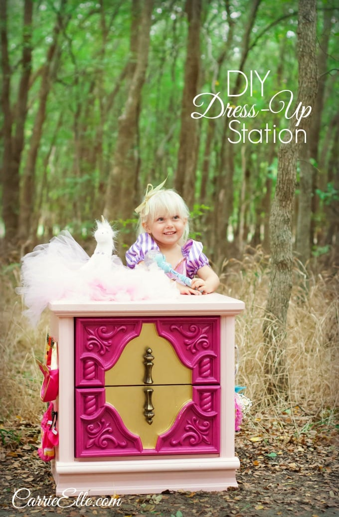 DIY Dress-Up Station Sleeping Beauty #DisneyBeauties #shop