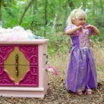 Princess Costumes EVERYWHERE? This DIY Dress-Up Station will Get you Organized!